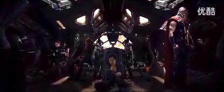 复仇者联盟2:奥创纪元 预告本