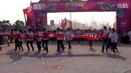 2014 苏宁易购彩虹跑上海站 能率跑团 20141026