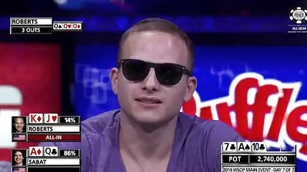 201WSOP世界扑克大赛主赛事第11集