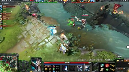 DOTA2 SYN INVASION VS II R1