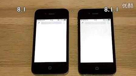 iOS8.1.1搶先看:iPhone4s和iPad2流暢多了