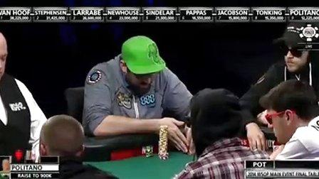 2014WSOP世界扑克大赛主赛事第1部分