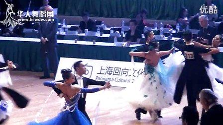 2014年CBDF第二十八届全国锦标赛甲A组S第一轮探戈刘亚 刘嘉新