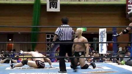 NJPW_-_World_Tag_League_2014_第二日_2014_11_23