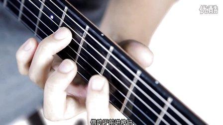 GEEK吉他的神秘面纱,有TA帮你揭开