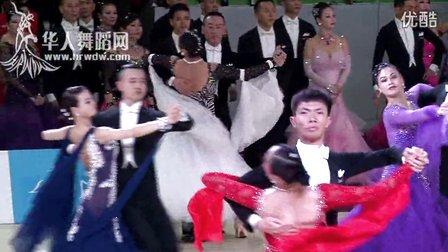 2014年第24届全国体育舞蹈锦标赛壮年I组S预赛探戈何亚春 金丽霞