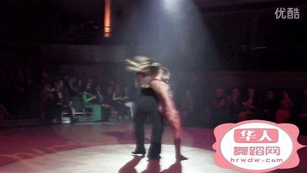 2014年DJ缅甸万丰国际老百胜摩登舞表演