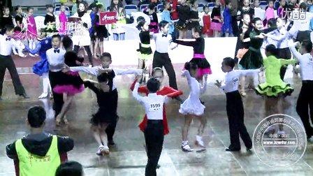 2014年CBDF中国杯巡回赛总决赛业余12岁以下A组L决赛恰恰