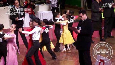 2014年CBDF中国杯巡回赛总决赛业余12岁以下新人组M决赛探戈
