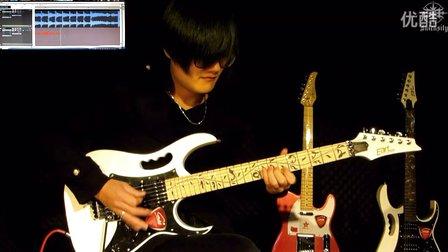 听 浪漫摇滚 电吉他独奏 夜空中最亮的星星 张俊文