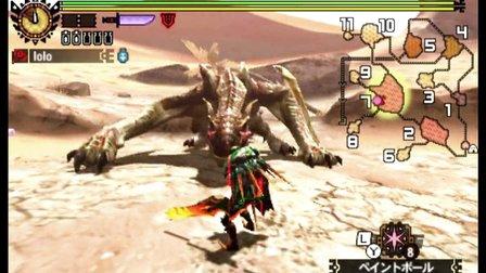【合集】《怪物猎人4G》蓄力斧新手教学(招式篇 超解篇 GP篇)