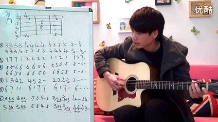 七星吉他入门教学视频第5课