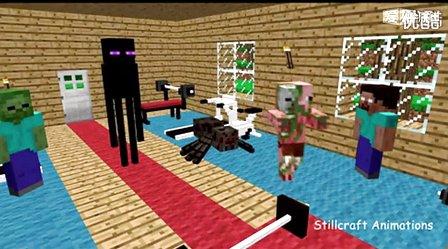 necarft我的世界《怪物学院:锻炼篇》-我的世界 Minecraft 怪物幼儿图片