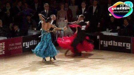 2015年PD欧洲体育舞蹈摩登舞第二轮华尔兹Ferruggia - Koehler