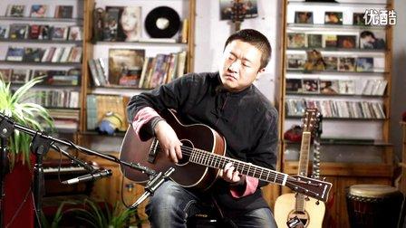 指弹演奏家柴海青《禅》雷蒙斯单板吉他SG