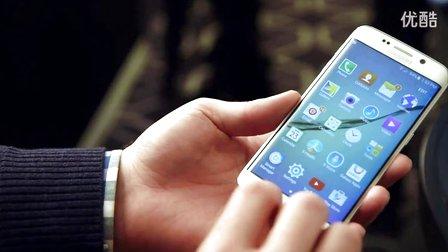 双曲面屏真帅!Galaxy S6 Edge上手试玩