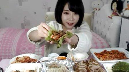 【SONA】韩国女主播 美女 BJ 吃出个未来 15