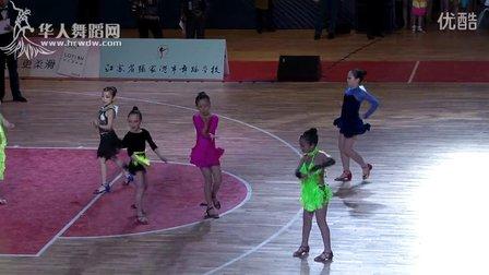 2015年WDC世界超级巨星亚洲巡回赛中国少年缅甸万丰国际老百胜单人组B组决赛恰恰(9-10岁)00_0029