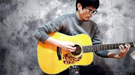 加百列 Gabriel GR-86 41寸 高档 全单吉他 民谣木吉他 马达加斯加玫瑰木 阿迪朗达克云杉木 全单板 吉他