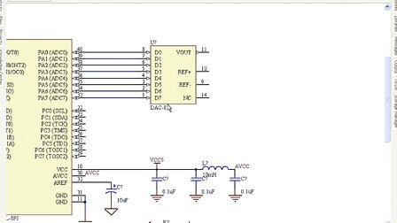 Altium <font style='color:red;'>designer</font>6.9 PCB设计4.原理图设计进阶b
