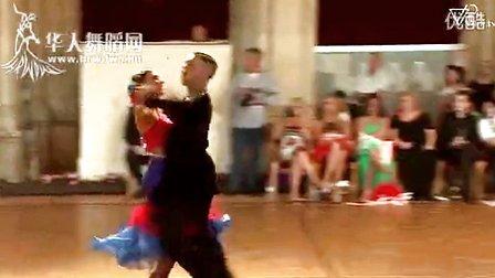 俄罗斯PD体育舞蹈大赛表演舞Nicola & Assunta Chianese
