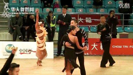 2015年CBDF中国杯巡回赛(长春站)21岁以下组L半决赛牛仔【VIP】林超泽 王遥