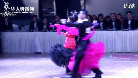 2015年CBDF中国杯巡回赛(长春站)甲A组M决赛探戈何艟 单菁  08