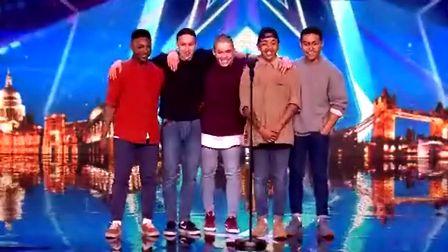 英国达人秀5少年热舞《uptown funk》-牛人视频
