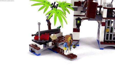 积木砖家Lego乐高视频忍者Adventure1SWO机幻影丝豆图片