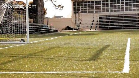 足球基础训练折返跑练习 - 优酷视频