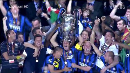 [经典再回首]2009~2010赛季UCL决赛 国米vs拜仁(颁奖仪式)