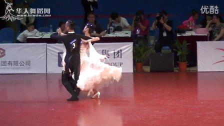 2015年中国体育舞蹈公开赛(上海站)职业新星组S半决赛探戈【VIP】戴彬 韩小乐00213