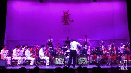 【晚会】东北电力大学  军乐团 民乐团 willing乐队 专场演出