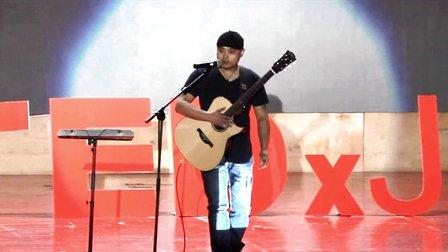 指弹演奏家宋依凡携手MAGIC吉他登上美国TED大会