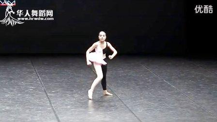 现代舞-现代芭蕾舞 芭蕾与街舞 Annika Verplancke14岁