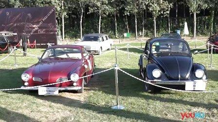 中国国际老爷车展览会开幕