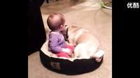 熊孩子滚开!这是我的床!