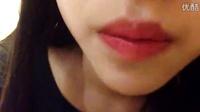 萌妹子红唇的轻吻,让你全身酥麻