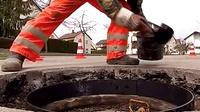 从安装下水道井盖看德国人的严谨态度
