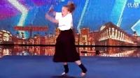 英国达人秀:英国现9岁武术神童杰西