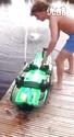 好酷的滑水板!