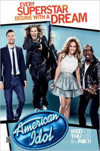 美国偶像 第十季