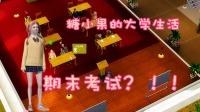 糖果〓糖果果的大學生活〓02期末考試?!