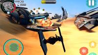 樂高《星球大戰》8期:賈庫星墳場的飛行