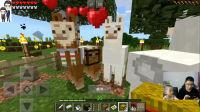 我的世界Minecraft 空島生存大冒險ep.4 一夜回到解放前啊 我的世界手機游戲視頻