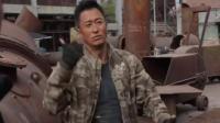 戰狼2吳京: 我不是靠臉吃飯是靠命吃飯這態度小鮮肉得學學