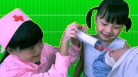 小孩吃果凍 卡在了喉嚨 醫生來急救 570