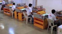 印度人在中國工廠干活, 這個速度和國內比太慢了!