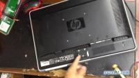 HP显示器拆壳子技巧