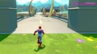 迪士尼無限2.0. 蜘蛛俠通過很多的實驗最終找到了自己的朋友們搶救了他們,搶救他們的過程中最難的任務就是救小恐龍。太好玩了。